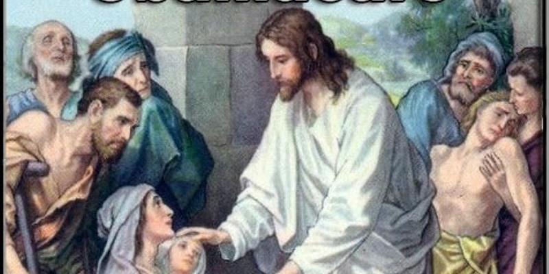 bible verses-healing-miracles